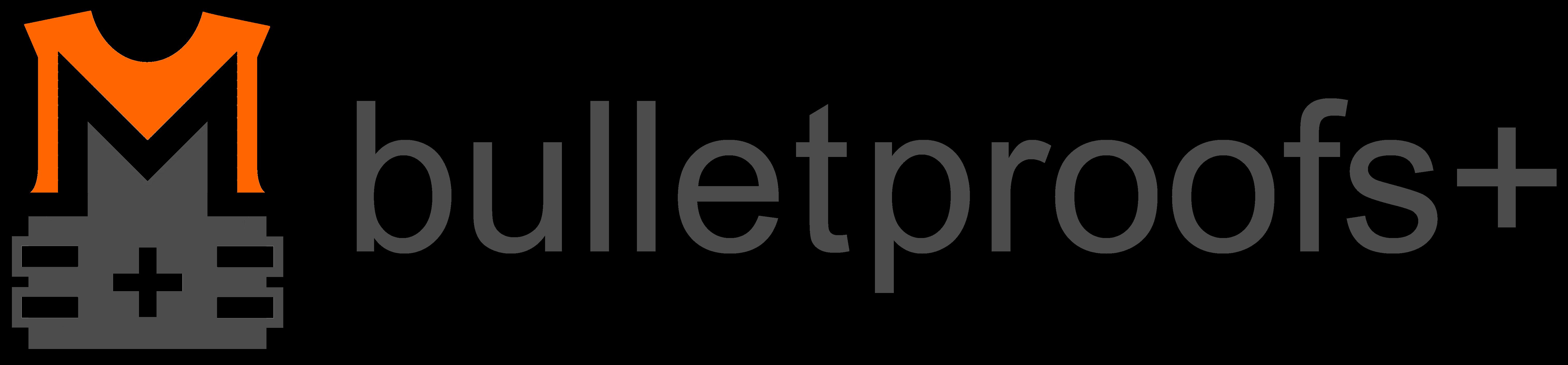 Bulletproofs+ logo