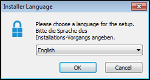 gpg4win installer language